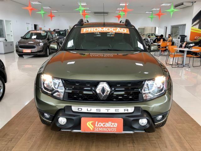 RENAULT DUSTER OROCH 2018/2019 2.0 16V HI-FLEX DYNAMIQUE AUTOMÁTICO