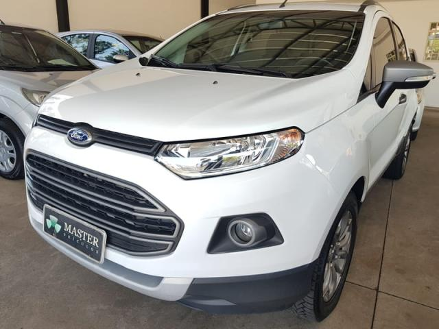 Ford Ecosport 1.6 Flex 2015 com Multimídia