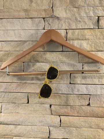 Óculos de sol wayfarer bolinhas