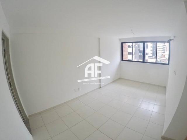 Apartamento novo na Jatiúca - 3 quartos sendo 1 suíte - Prédio com piscina - Foto 13