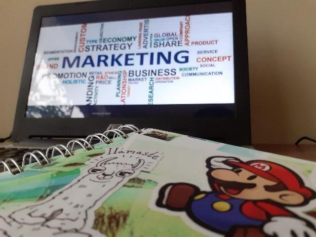 Precisando de ajuda com marketing? - Foto 2