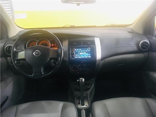 Nissan Livina 1.8 sl 16v flex 4p automático - Foto 8