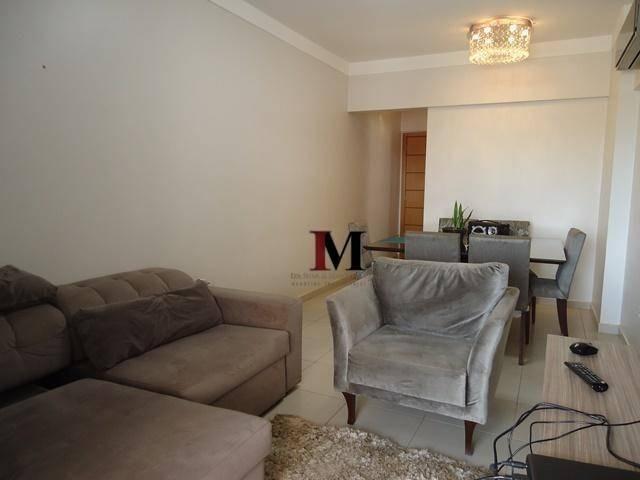 vendemos apartamento mobiliado com 2 quartos no Res Torre de Italia - Foto 8