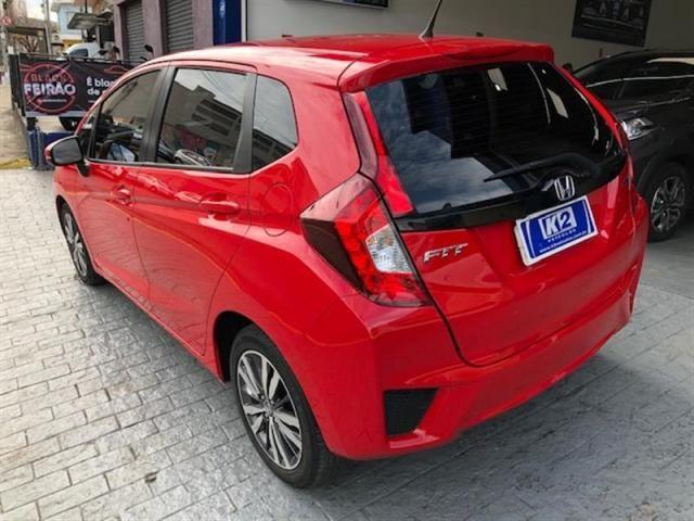 HONDA FIT 1.5 EX 16V FLEX 4P AUTOMATICO - Foto 5