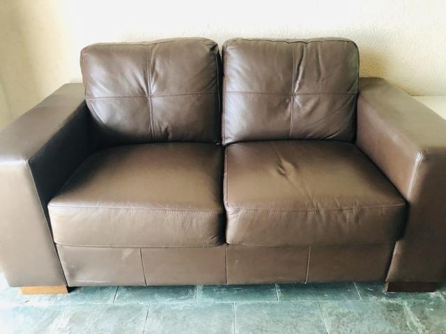 Sofá em couro - Foto 3