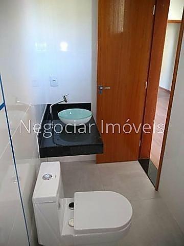 Casa nova com 3 quartos e 2 vagas no Recanto da Mata - Foto 10