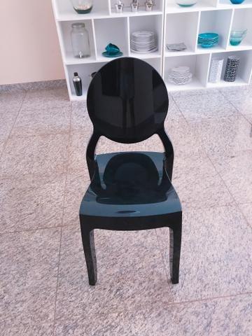 Cadeira Vitoria Ghost Tok Stok - Foto 2