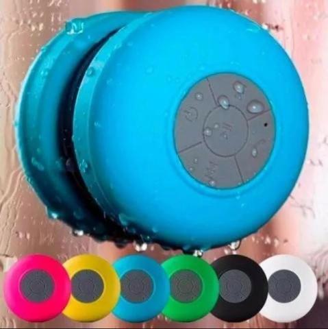 Caixinha de som Bluethooth com ventosa - Foto 2