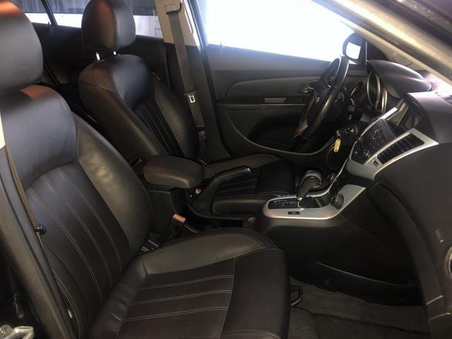 Cruze sedan lt automático 2014 - Foto 8