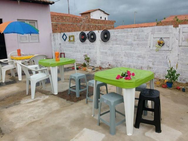 Alugo casa de praia em luis correia Piauí - Foto 7