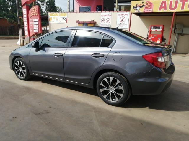 Honda Civic 2015 Completo - Muito Bonito - Foto 15