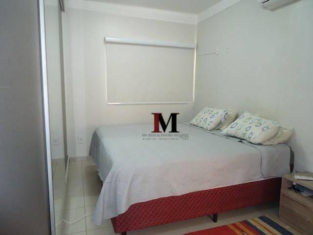 vendemos apartamento mobiliado com 2 quartos no Res Torre de Italia - Foto 14