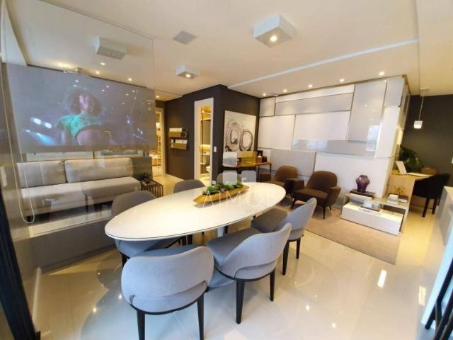 ECOVILLE - Lindo apartamento de 2 dormitórios 1 suíte no condomínio MADRI - Foto 13