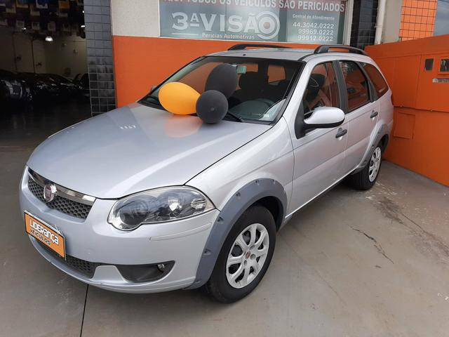 Fiat/Palio weekend 1.6 Completo
