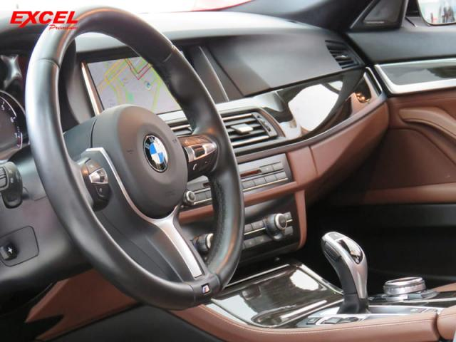 BMW 535I 3.0 24V 4P 306 CV BI TURBO 2015 - Foto 9
