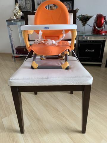 Cadeirinha de alimentação para bebê - Foto 3