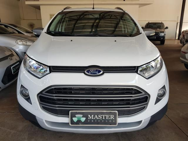 Ford Ecosport 1.6 Flex 2015 com Multimídia  - Foto 2
