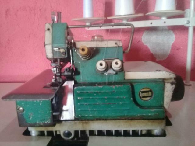 Overlok industrial - Foto 3