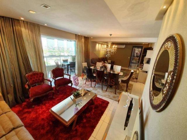 Apartamento com 4 suítes à venda, 170 m² por R$ 960.000 - Setor Bueno - Goiânia/GO