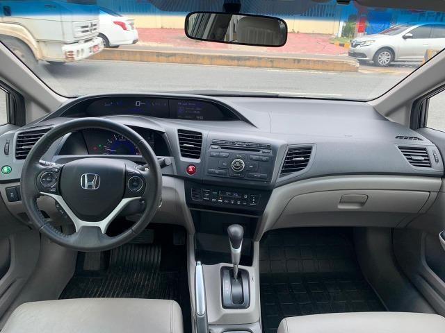 Honda civic lxr 2016 automatico 10 mil de entrada - Foto 2