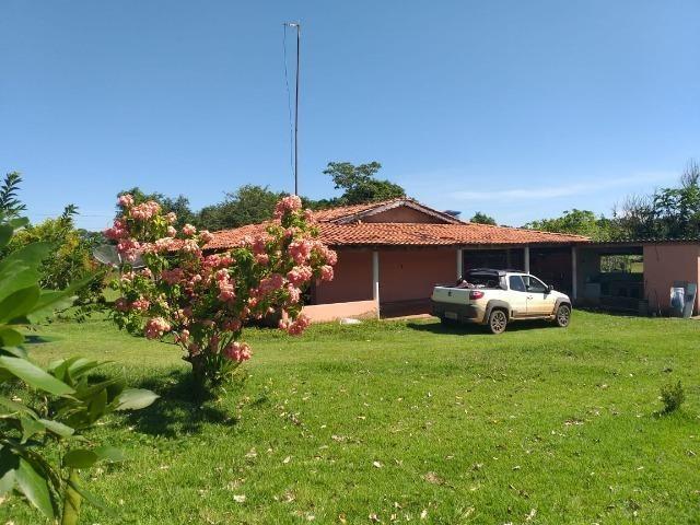 Vendo chácara na agrovila das palmeiras porteira fechada - Foto 2