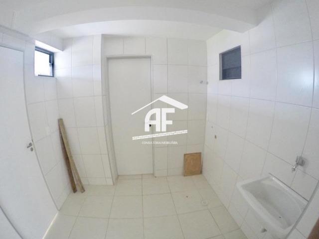 Apartamento novo na Jatiúca - 3 quartos sendo 1 suíte - Prédio com piscina - Foto 9