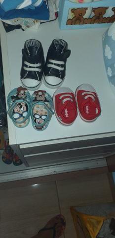 Vendo itens bebe menino - Foto 2