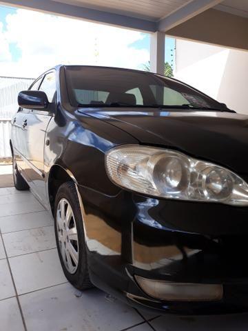 Corolla Xei Automático 1.8 / 2004 / 13.500