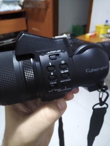 Câmera Sony F828 captura Ovnis - Foto 3