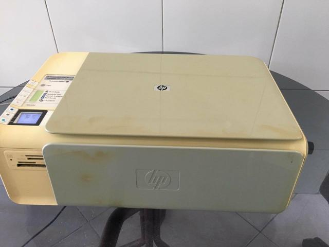 Impressora hp Photosmart C4280 - Foto 3