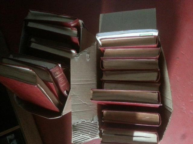 Livro enciclopédia do Brasil tenho 17 livros