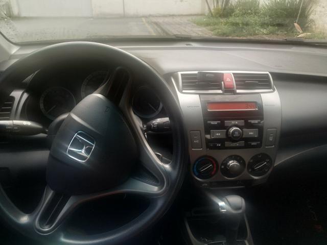 Honda city sedan 1.5 16 v 4p 2013 - Foto 5