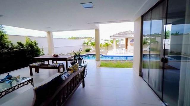 Casa de 4 suites com Piscina Privativa no Alphaville II Analisamos Permuta R$ 1.750.000,00 - Foto 4