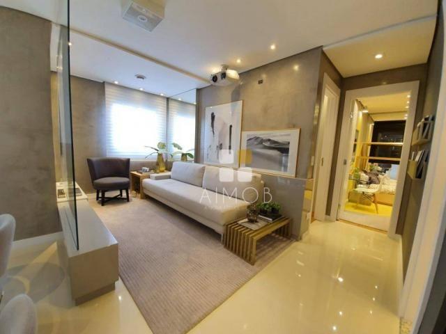 ECOVILLE - Lindo apartamento de 2 dormitórios 1 suíte no condomínio MADRI - Foto 16