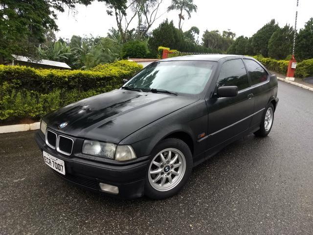 BMW 318i COMPACT ANO 95 MANUAL 4 CC COMPLETA FUNCIONA