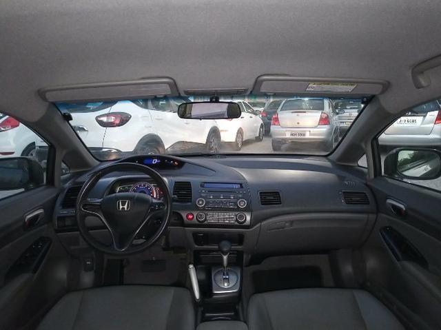 Honda Civic 2009/2010 1.8 XLS 16V Flex 4P Automático - Foto 2
