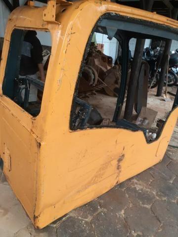 Cabine Escavadeira hidráulica Hyundai R 140 - Foto 4