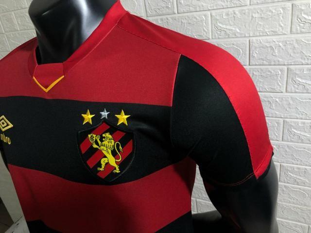 Camisas do sport 1 linha top ZAP * - Foto 3