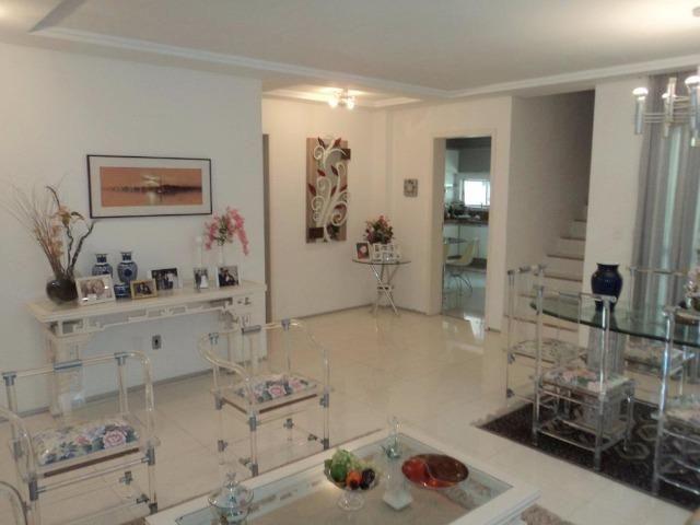 CA0597 - Casa duplex em condomínio com 3 suítes, 3 vagas e lazer no Eusébio - Foto 6