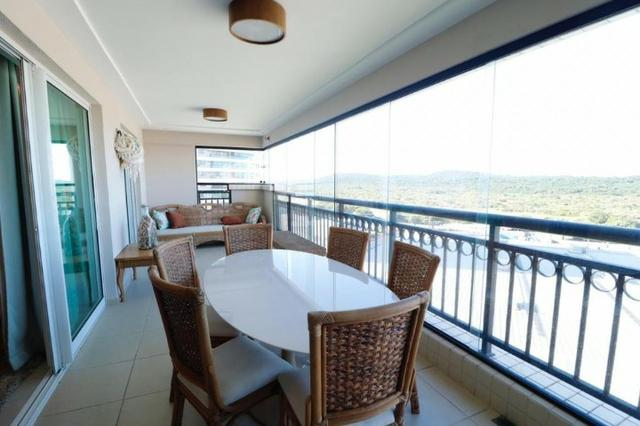 Apartamento mobiliado no Solar Alta Vista 4 suítes - Foto 4
