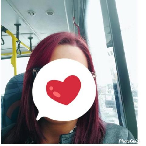 Matizador para cabelos marsala - Foto 3
