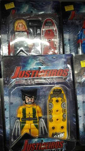 Justiceiros super-heróis - Foto 3