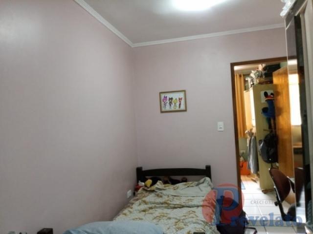 Ct-6209 casa térrea com sobrado nos fundos - Foto 8