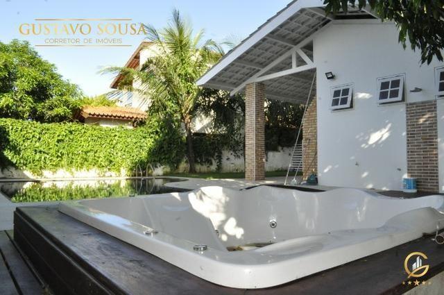 Espetacular Casa no Alphaville Fortaleza com piscina privativa - Foto 8
