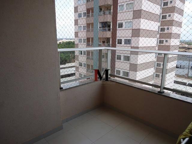 vendemos apartamento mobiliado com 2 quartos no Res Torre de Italia - Foto 10