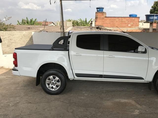Chevrolet S10 14/14 Flex - Branca 2.4 LT 4x2 - Foto 4