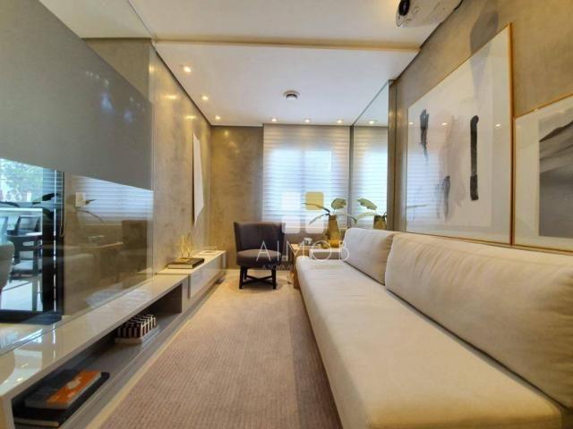 ECOVILLE - Lindo apartamento de 2 dormitórios 1 suíte no condomínio MADRI - Foto 18