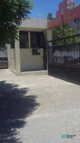 Apartamento com 2 dormitórios à venda, 60 m² por R$ 100.000 - Jóquei Clube - Fortaleza/CE - Foto 3