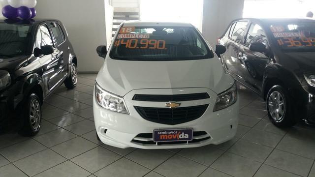 Gm - Chevrolet Prisma Joy 1.0 2018 ( Ipva 2019 Cortesia )
