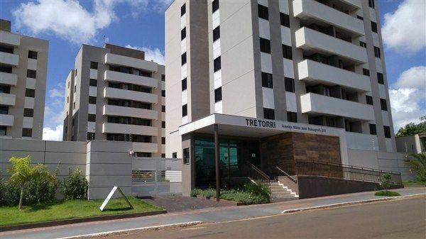 Apartamento  com 2 quartos no Condomínio Residencial Tretorri - Bairro Estados em Londrina